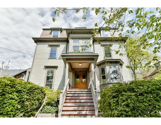 25 Hillside Avenue 1, Cambridge, MA 02140