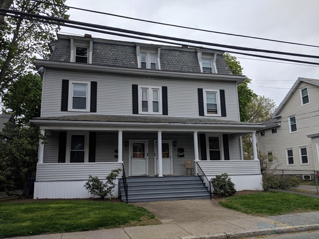 13 Emerson St, Newton, MA, 02458 Real Estate For Rent