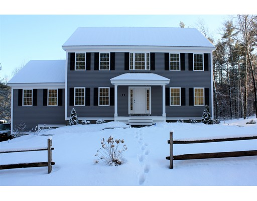 4 Chapman Street lot 1, Dunstable, MA 01827