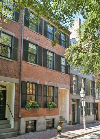 34 West Cedar Street Boston MA 02108