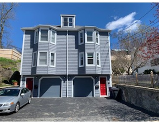 53 Stimson Street Boston MA 02132