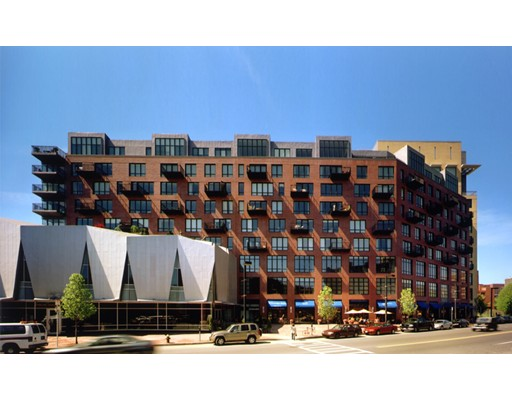 Condominium/Co-Op for sale in Atelier|505, 414 South End, Boston, Suffolk