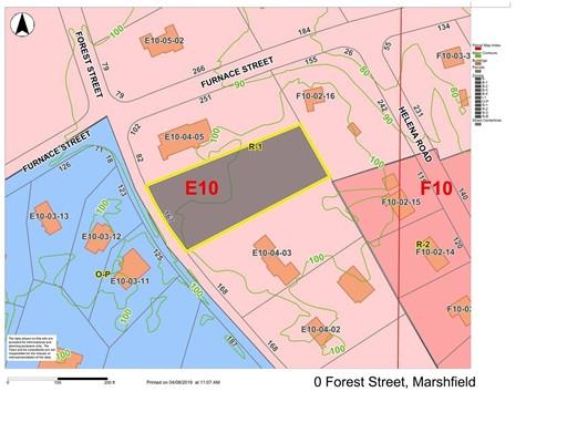 Forest Street Marshfield MA 02050