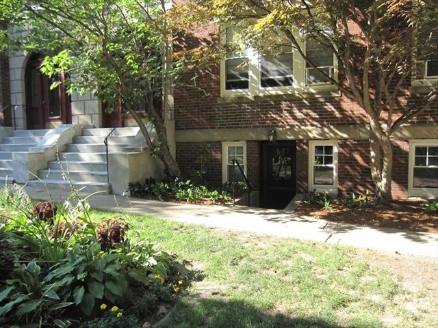 44 Saint Paul Street, Brookline, MA, 02446 Real Estate For Rent