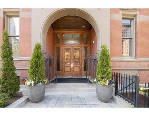Newbury Street Boston MA 02116