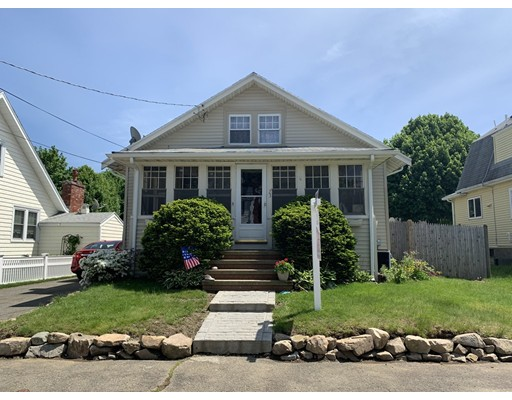 23 Leonard Road Weymouth MA 02191