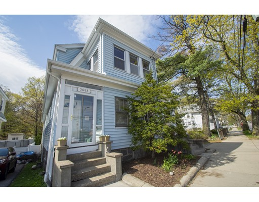 5083 Washington Street Boston MA 02132