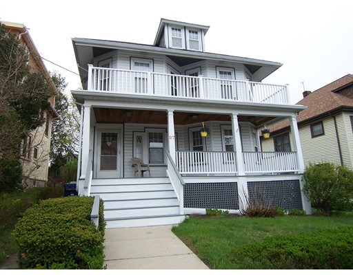 27 Matchett Street Boston MA 02135