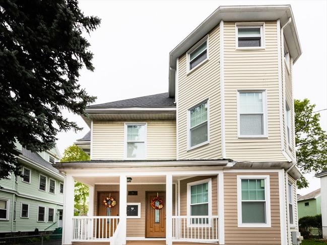 99 Hutchings Street Boston MA 02121