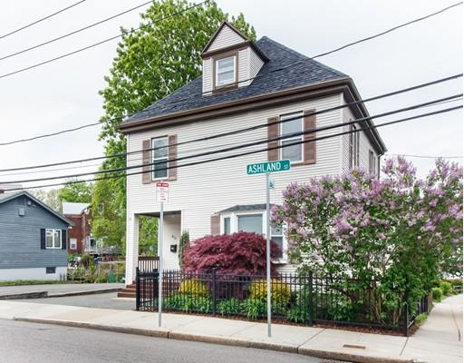 40 Ashland Street Boston MA 02122