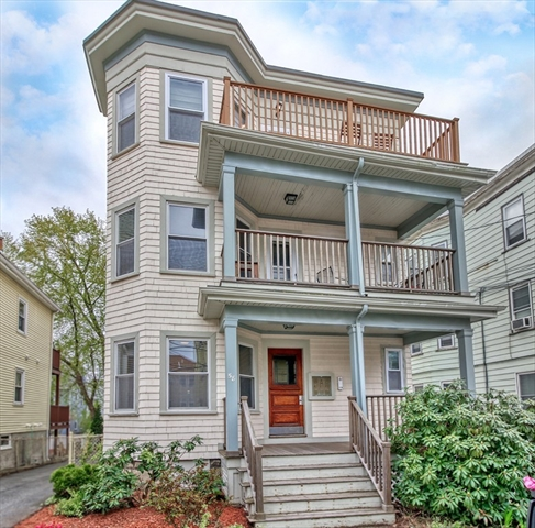 58 Conwell Avenue Somerville MA 02144