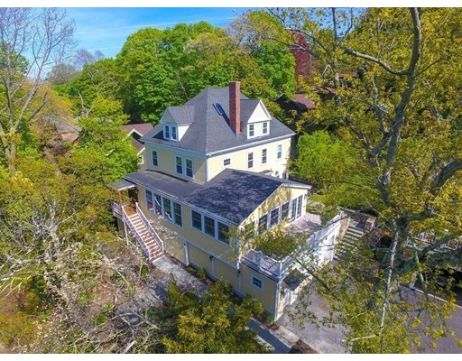 40 Greenwood Ave, Newton, MA 02465