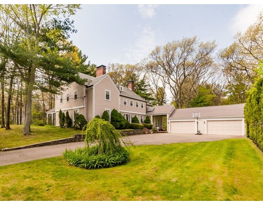 40 Pudding Stone Lane, Newton, MA 02459