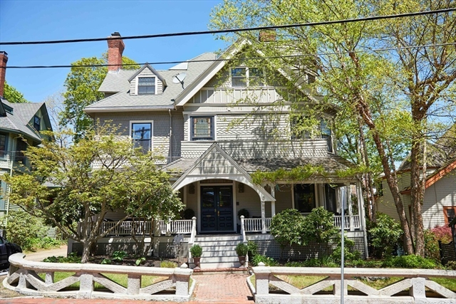 9 Lancaster Street, Cambridge, MA, 02140, Avon Hill Home For Sale