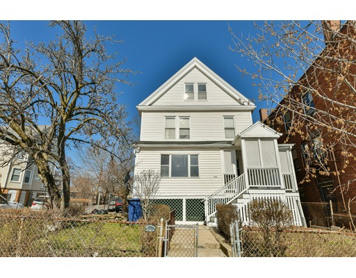 429 Blue Hill Avenue Boston MA 02121