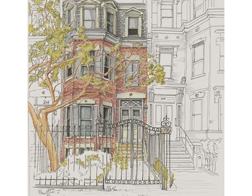 346 Marlborough Street Boston MA 02115