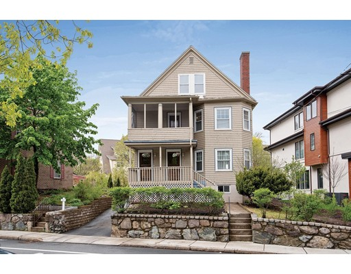 811 Heath Street Brookline MA 02467