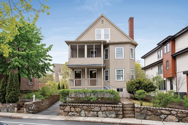 811 Heath St, Brookline, MA, 02467 Real Estate For Sale