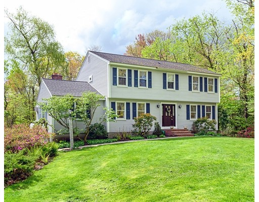 7 Old Schoolhouse Road Andover MA 01810