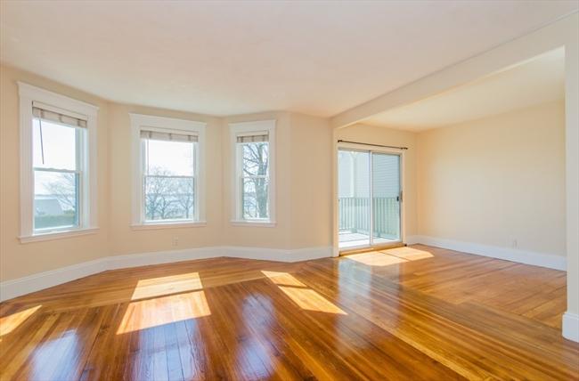 Boston Ma1794 Columbia Road Unit 2 South Rental Price 3 650