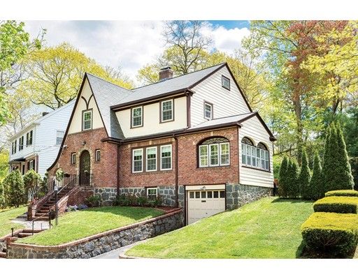 45 Clearwater Road Brookline MA 02467