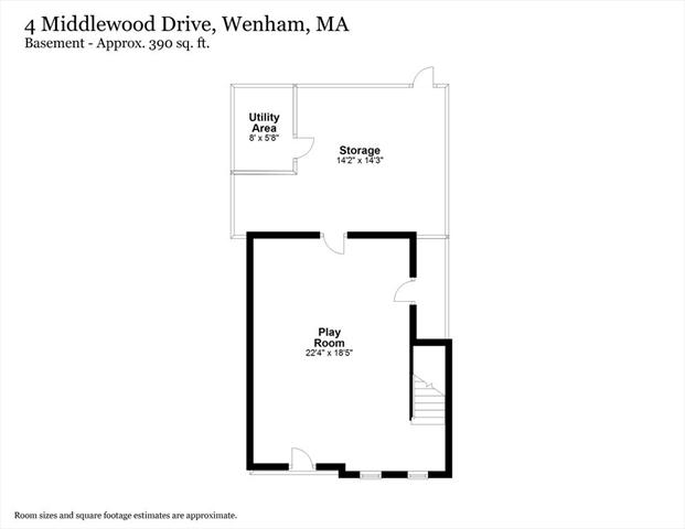 4 Middlewood Drive Wenham MA 01984