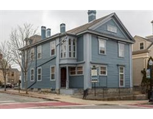 Beautiful office space for rent in Historic Downtown New Bedford. The building is centrally located on the corner of William and 8th Street with ample off street parking. Second floor office space includes a shared waiting room and conference room for use. Gas and electric included! Office is no more than a few blocks from Probate/Family Court, Registry of Deeds, City Hall, District Court, & Downtown Bus Station.