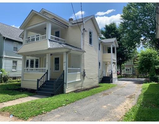 109-111 Woodmont St, Springfield, MA 01104
