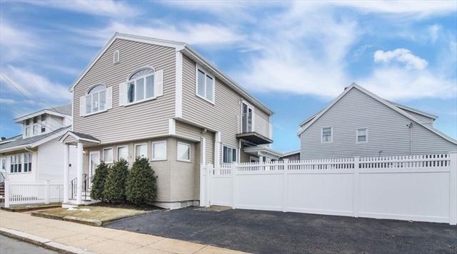 9 Whittier Street, Winthrop, MA, 02152,  Home For Sale