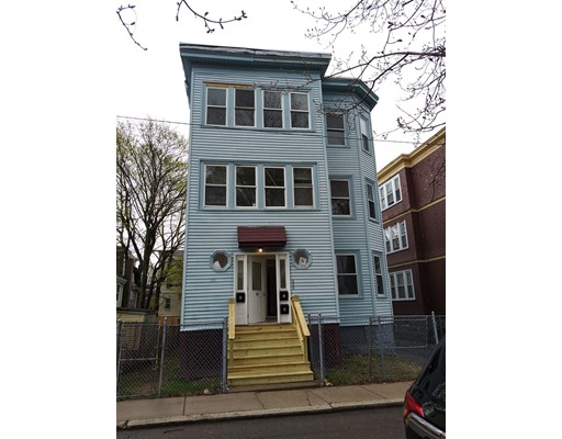 18 W Tremlett Street Boston MA 02124