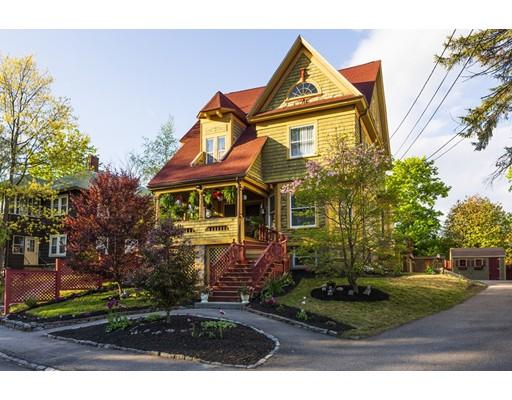15 Dell Avenue Boston MA 02136