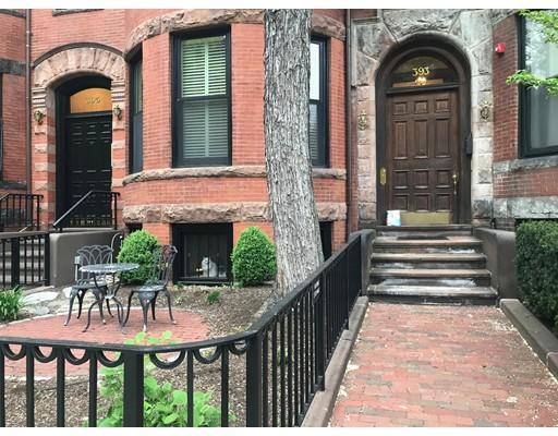 393 Marlborough Street Boston MA 02116