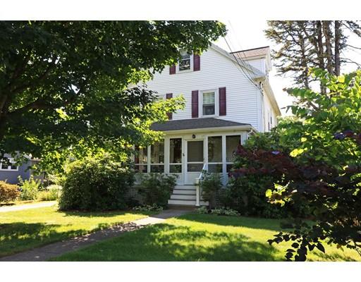 17 Paine Street Wellesley MA 02181