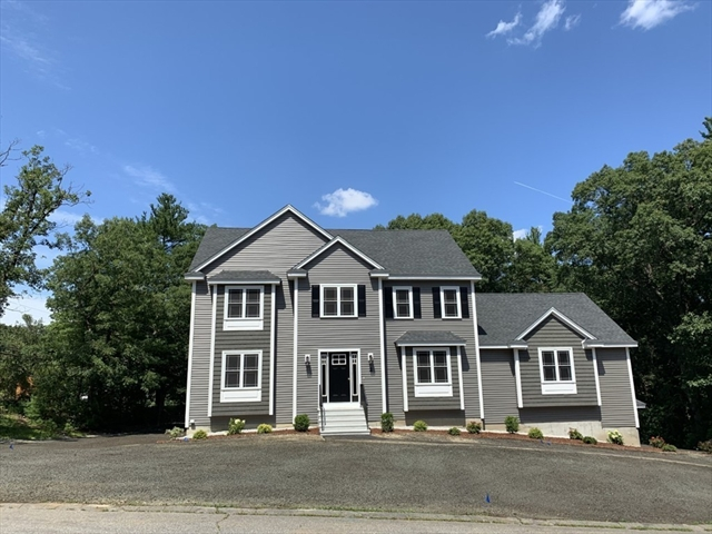 22 FIELDSTONE Lane Billerica MA 01821