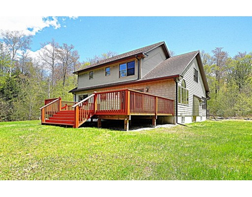 317 Skyline Ridge Rd, Becket, MA 01223