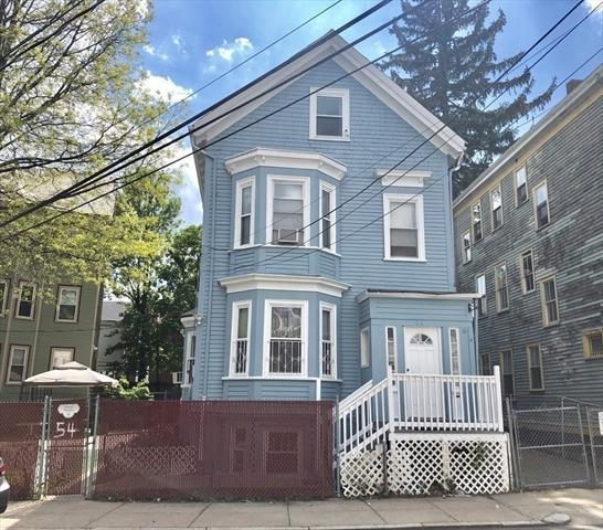 54 Creighton St, Boston, MA, 02130 Real Estate For Sale