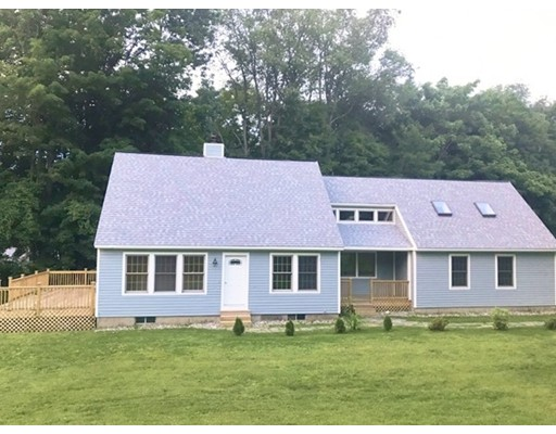 13 West Parsons Drive, Conway, MA 01373