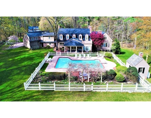 40 Bogastow Brook Rd, Sherborn, MA 01770