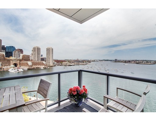 22 Liberty, Unit 11D, Boston, MA 02210
