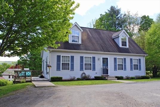 52 North Street, Buckland, MA<br>$245,000.00<br>0.65 Acres, 4 Bedrooms