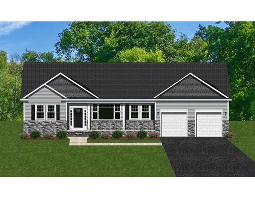 This beautiful single level home can be built in Hidden Hills, a 12 lot subdivision centrally located in desirable Seekonk.  This plan features an open concept living area, great for entertaining and easy living.  This is your opportunity to customize your dream home!  The master suite includes a walk in closet &  en suite bathroom with double sinks, soaking tub, and separate shower.  A home office, hardwoods throughout, central air and a walkout basement are some other amenities of this home on this lot.  Call for more information.  Other lots and plans are available.
