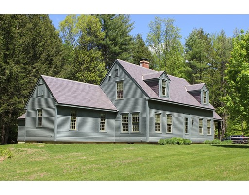 214 Thompson Rd, Conway, MA 01341