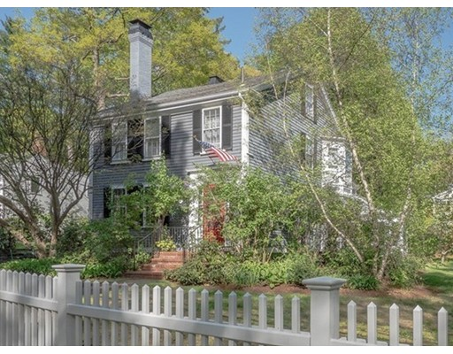 42 Monument Street Concord MA 01742