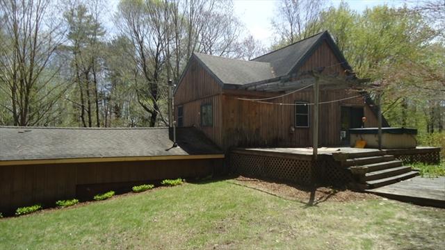 169 Berkshire Trail Goshen MA 01032