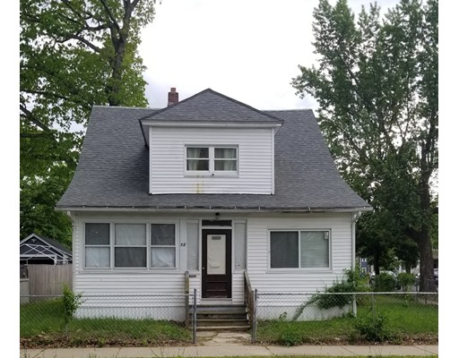 52 Freeman Terrace Springfield MA 01104