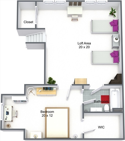 22 Raymond Ct, Georgetown, MA, 01833,  Home For Sale