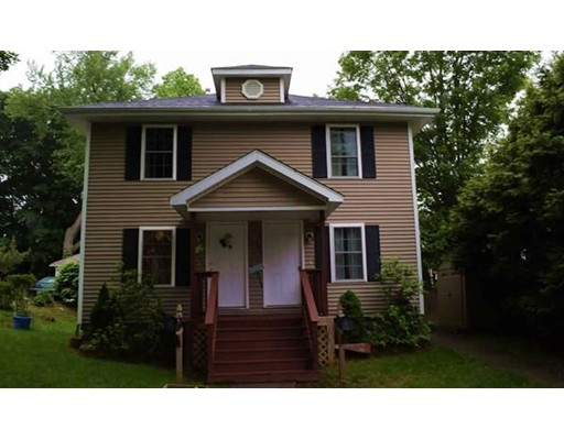 60 Amherst Worcester MA 01602