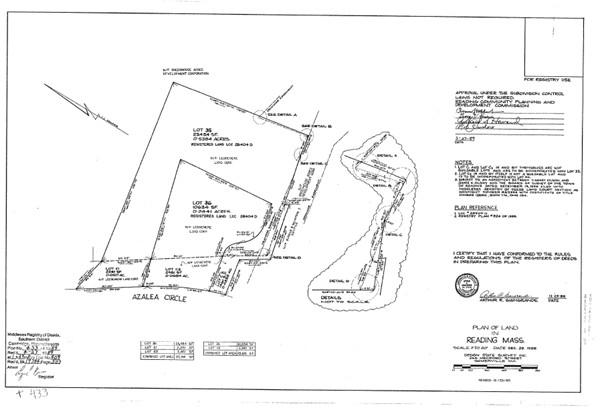48 Azalea Circle, Reading, MA, 01867,  Home For Sale