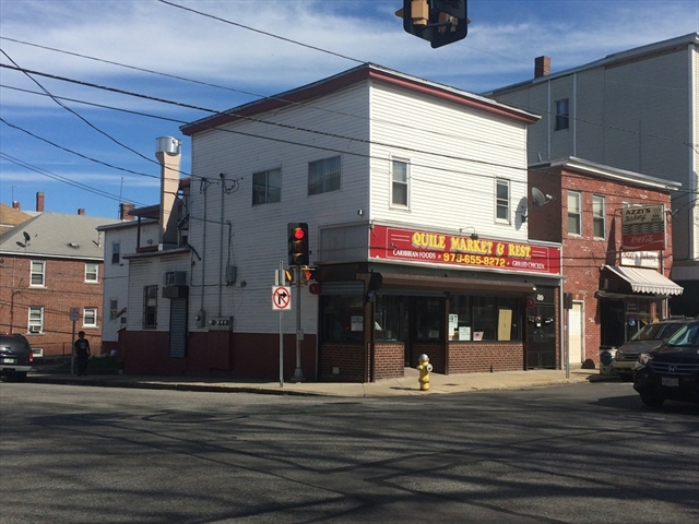 89 Newbury Street, Lawrence, MA, 01840,  Home For Sale