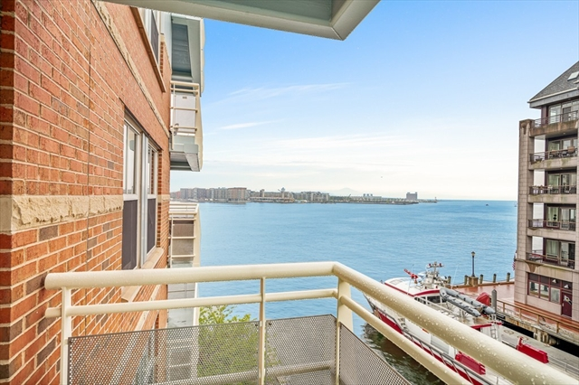 4 Battery Wharf, Boston, MA, 02109, Waterfront Home For Sale